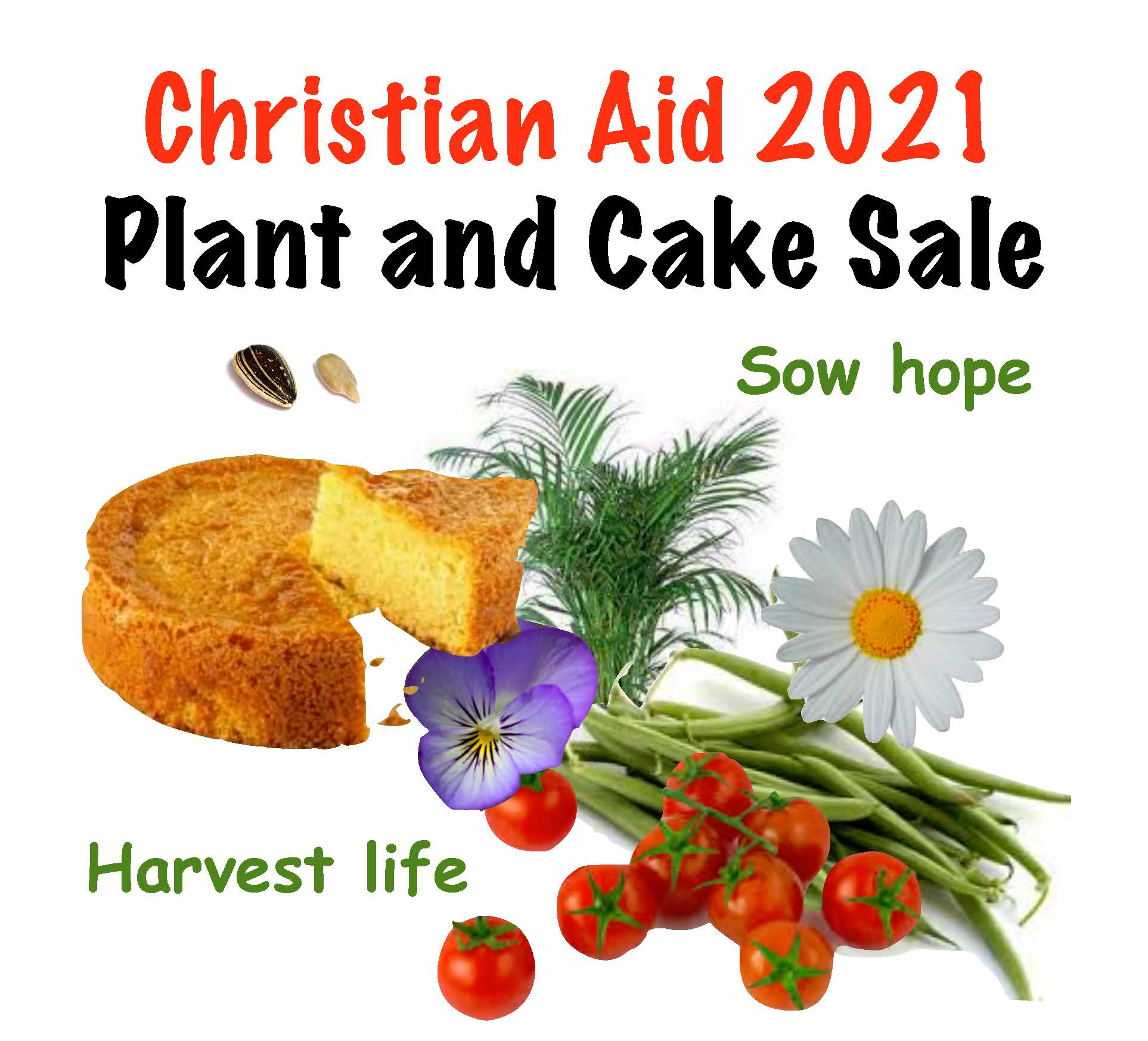 image of Christian Aid poster