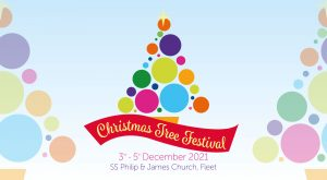 Christmas Tree Festival image with dates